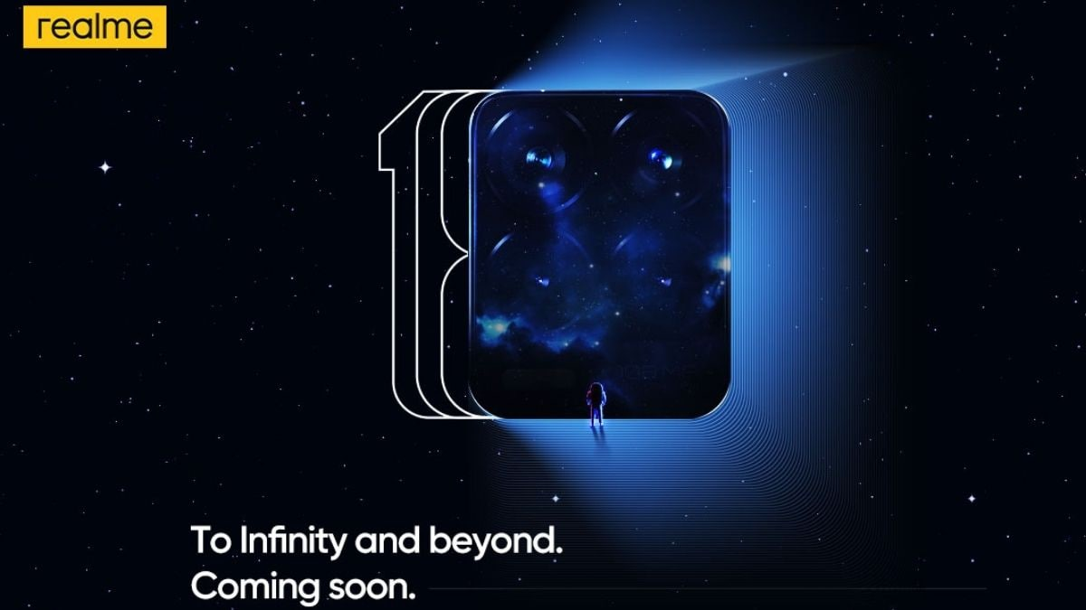 Realme 8 officially teased to arrive in India as company's first with 108MP camera