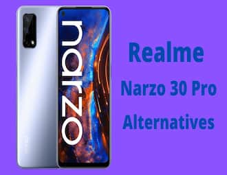 In pictures: A look at Realme Narzo 30 Pro alternatives you can opt