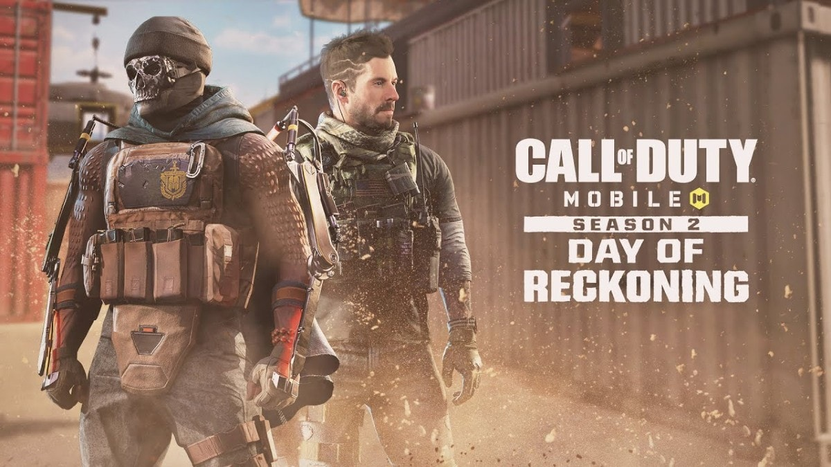 Call of Duty Mobile Season 2: Day of Reckoning new game events, bug fixes and more