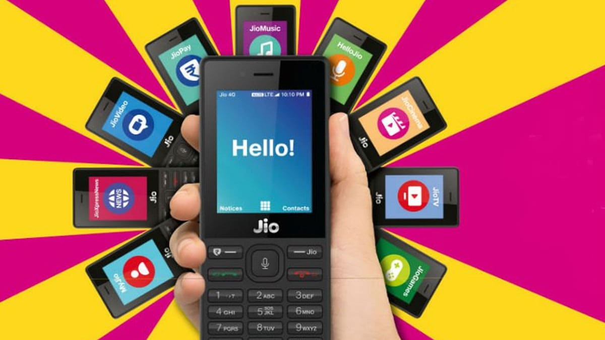 Reliance Jio offers 300 minutes free talktime to JioPhone users who can't afford to recharge