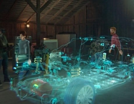 Microsoft Mesh showcased; will allow users to attend meetings as holograms