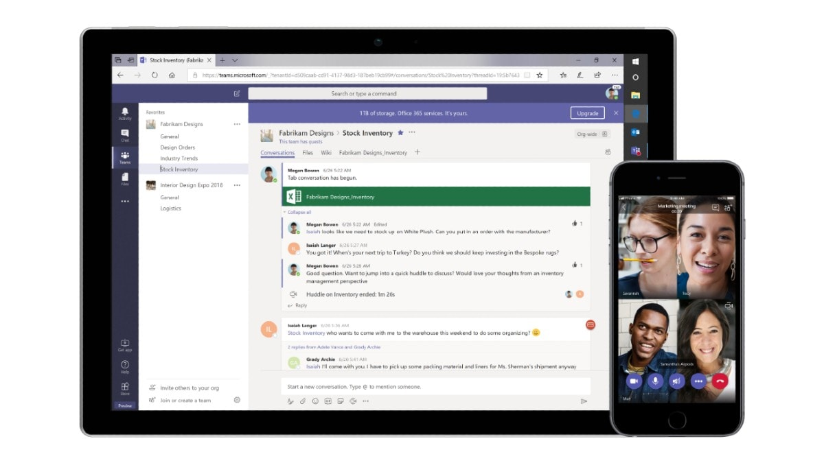 Microsoft Teams gets new features: End-to-end encryption, channel-sharing and more