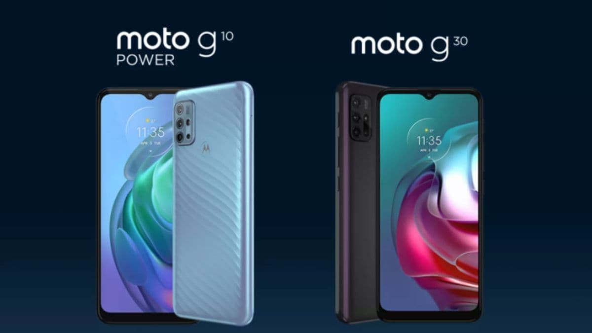 Moto G10 Power, Moto G30 to launch tomorrow: Here's everything we know