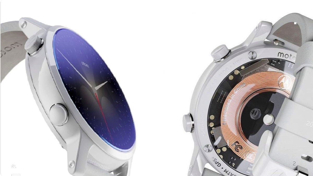 Motorola Moto Watch could use Snapdragon Wear 4100 chip, support wireless charging