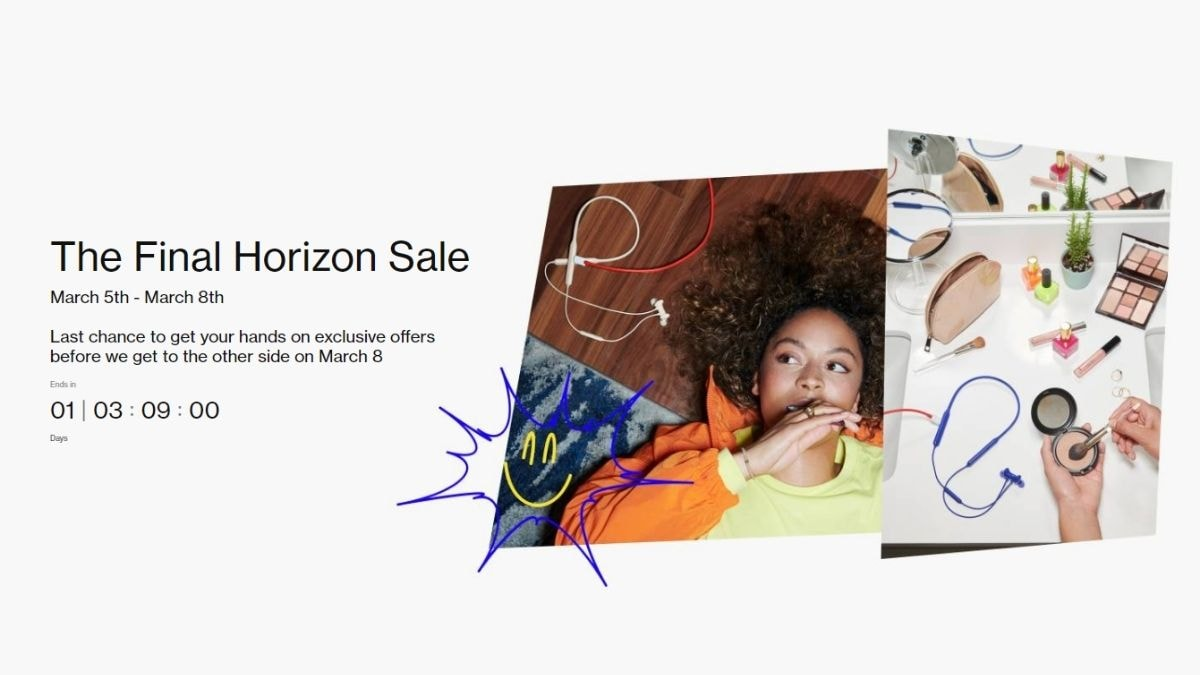 OnePlus The Final Horizon Sale is live: Discounts on slew of accessories - BGR India