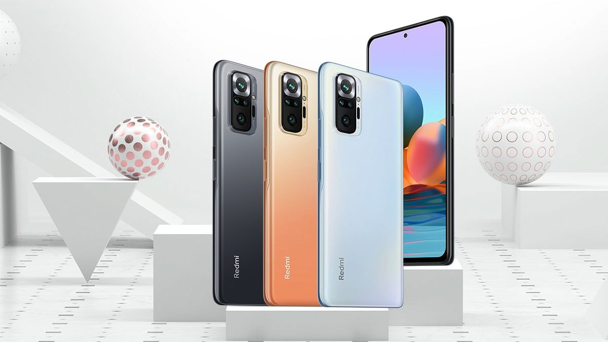 Xiaomi Redmi Note 10, Redmi Note 10 Pro, Redmi Note 10 Pro Max launched in India, price starts at Rs 11,999