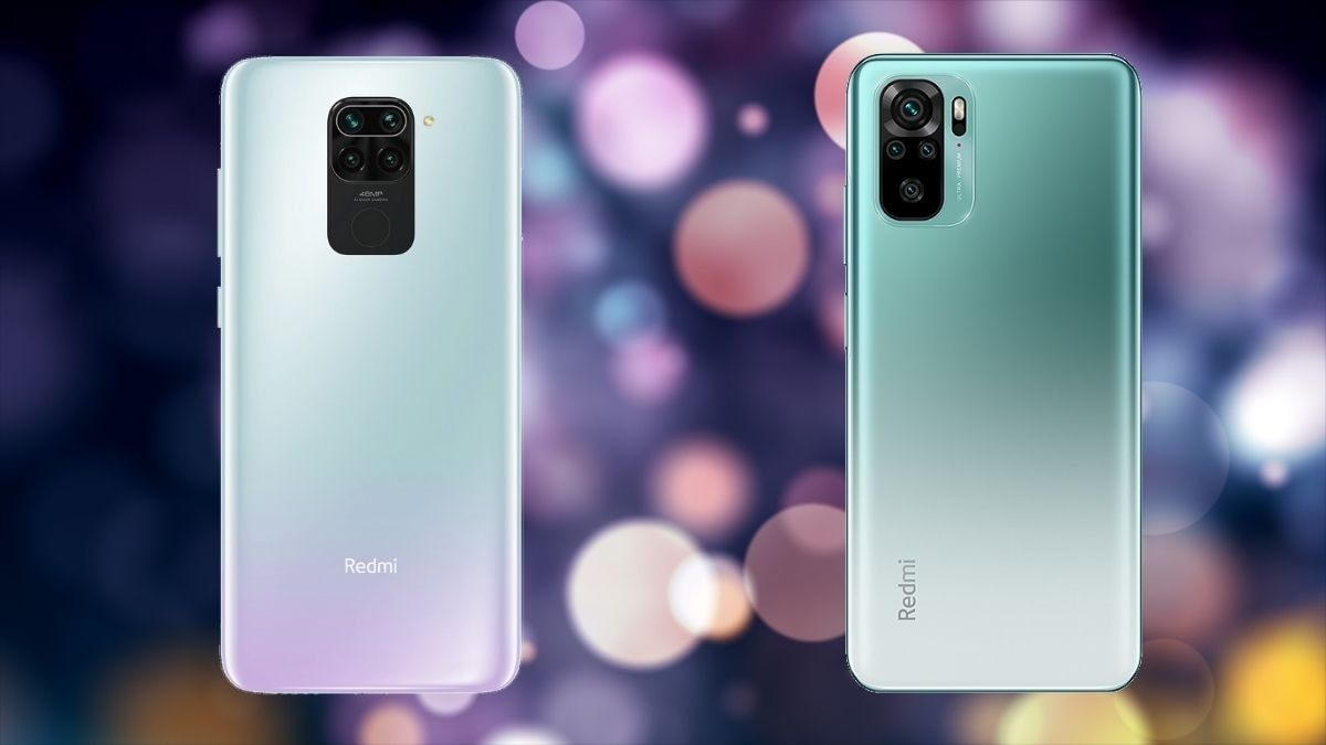 Redmi Note 10 vs Redmi Note 9: How has the Redmi Note evolved in a year