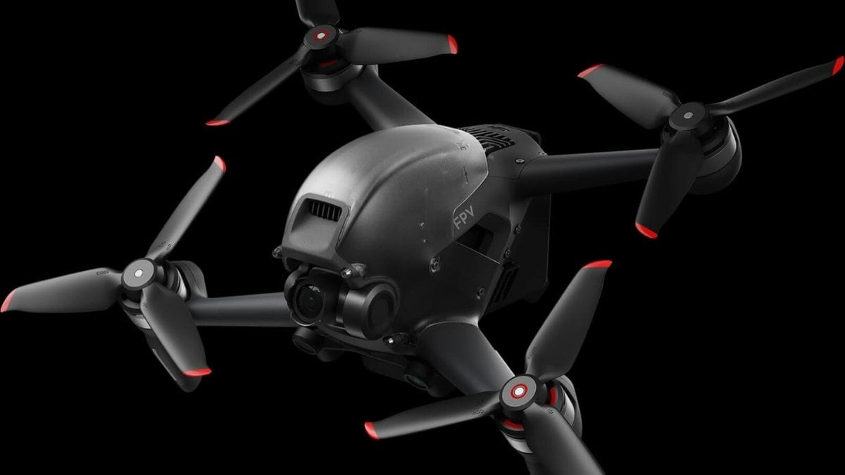 DJI FPV first person hybrid drone with motion controller launched: Price, features