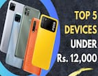 Top 5 smartphones with 6000mAh battery and 128GB storage under Rs 12,000