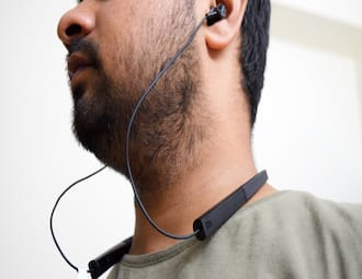Xiaomi Mi Neckband Bluetooth Earphones Pro review: Enjoyable with ANC