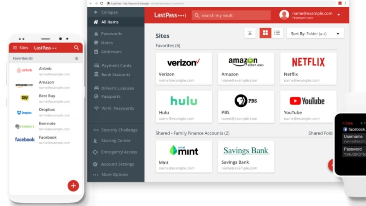LastPass Android App tracking users data: How to tighten security on Android smartphone
