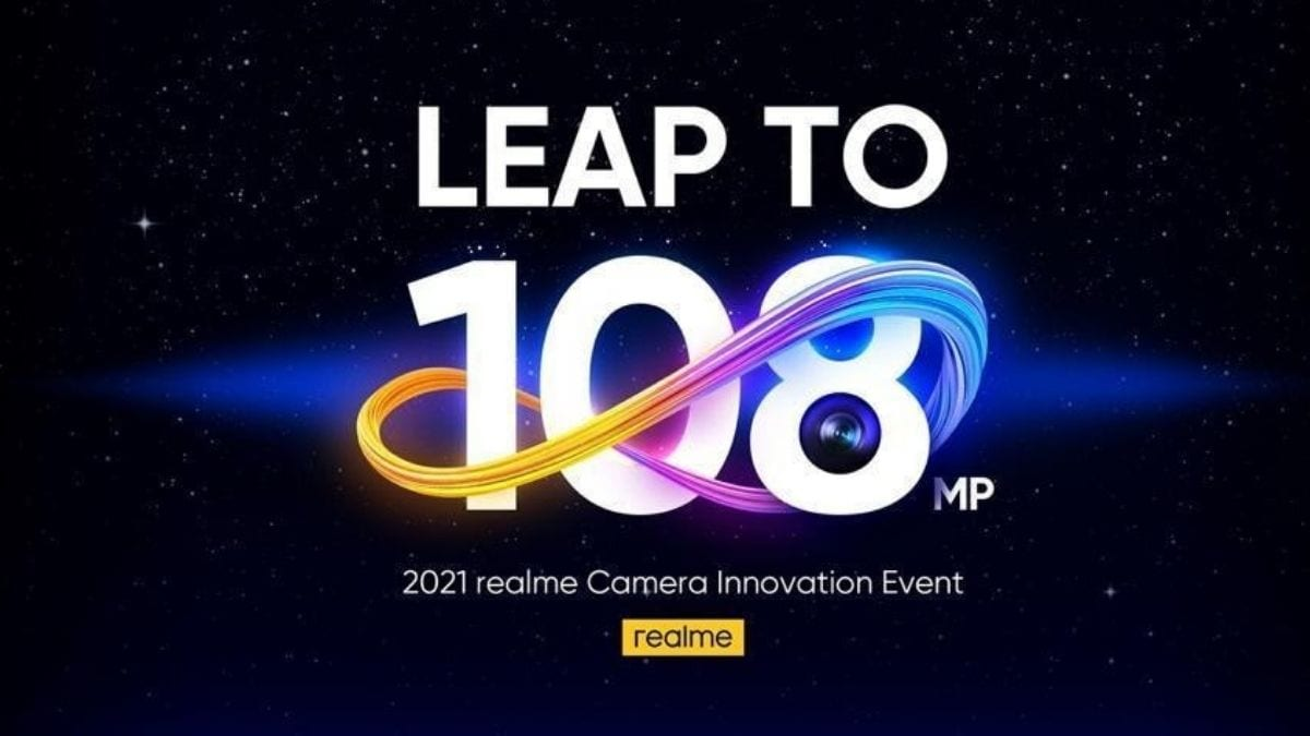 Realme 8 series will get 108MP cameras, confirms company at Camera Innovation event
