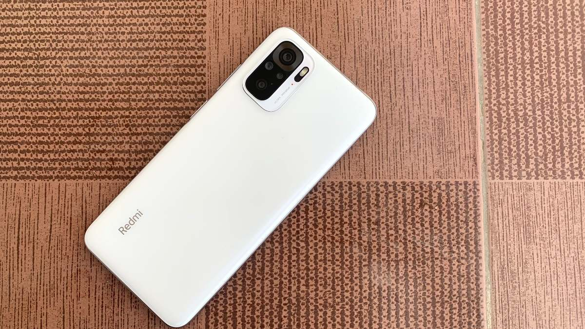 Xiaomi Redmi Note 10 first impressions: Good looks in a compact form factor