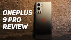 OnePlus 9 Pro review: A workhorse but optics need improvement
