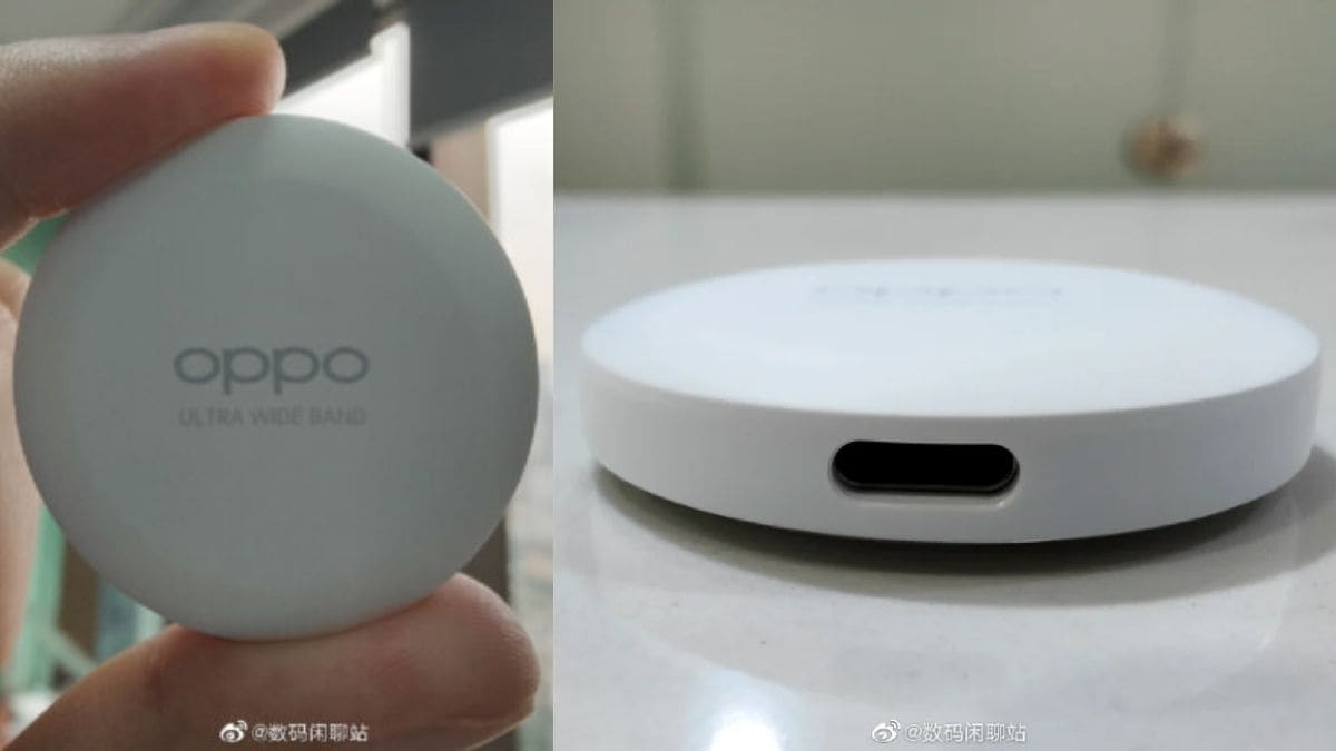 Oppo working on Apple AirTag, Samsung Galaxy SmartTag rival, could launch on May 6