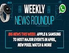 Top tech news of the week: Apple and Samsung to host major events in April, Google Pixel Watch leaks and more