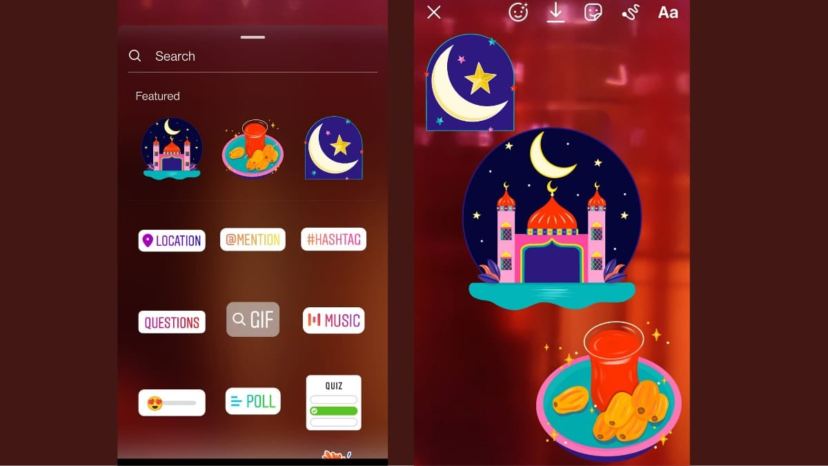 Instagram brings Ramadan-themed stickers: Here's how to use them on Stories