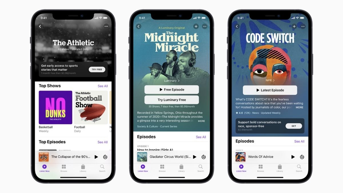 Apple's new Podcasts Subscriptions will help creators get money: Price and more