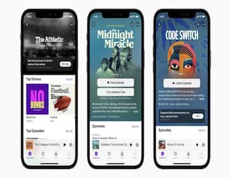 Apple introduces Podcasts Subscriptions to help creators get monetised