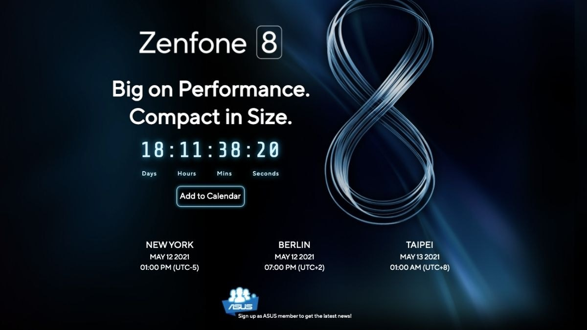 Asus ZenFone 8 series roundup: Expected specs, features, price and more