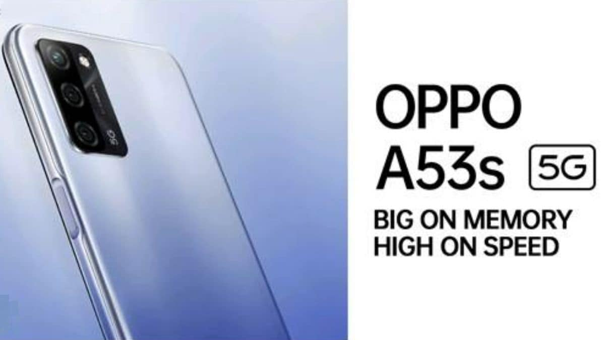 Oppo A53s is another affordable 5G phone launching in India on April 27