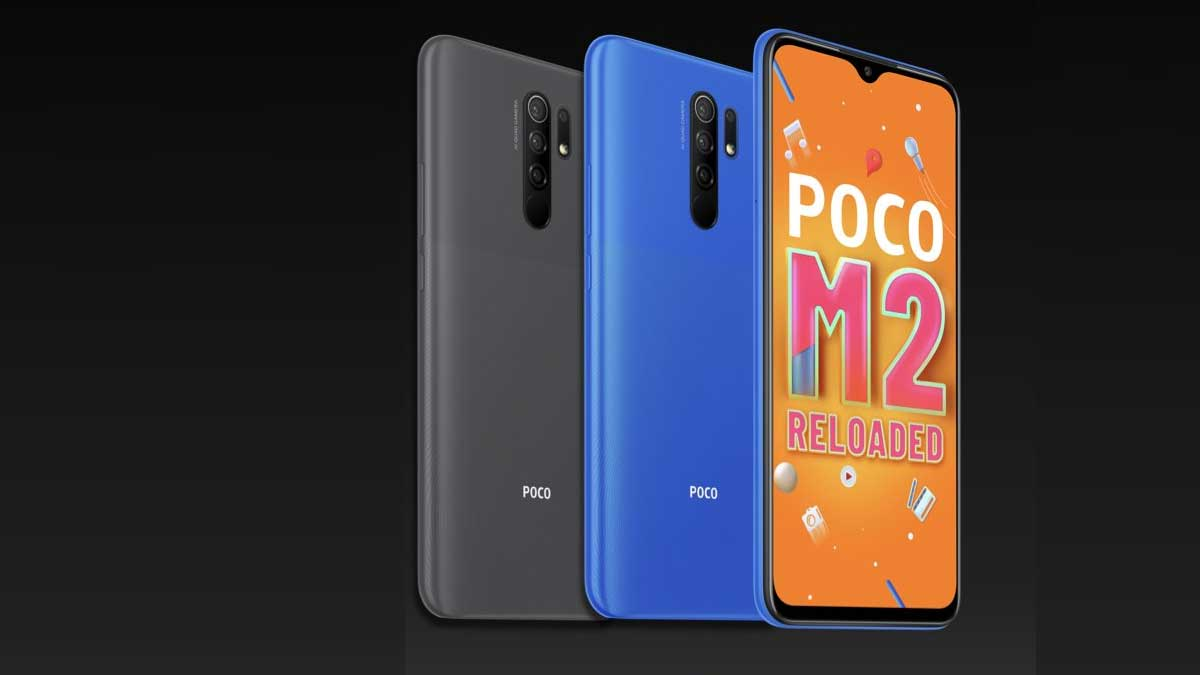 Infinix Note 10 vs Poco M2 Reloaded - Compare Latest Specifications Including Camera, RAM, Price in India, Battery Performance, OS, and Many More Features