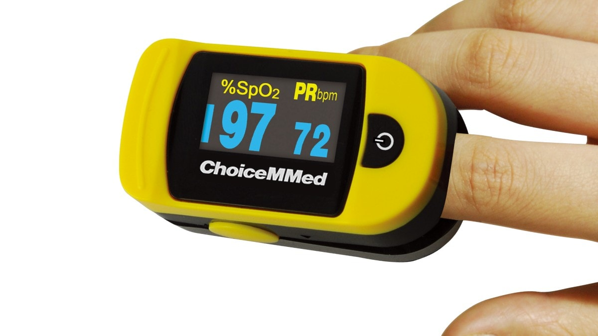 Top 5 pulse oximeters under Rs 1,500 to buy in India
