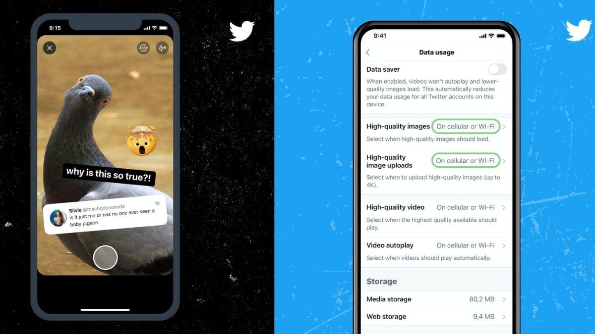 Twitter Android, iOS users can now Tweet 4K images, videos; Fleets gets new feature