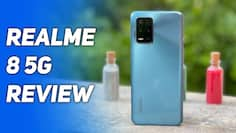 Realme 8 5G Review: The most affordable 5G smartphone in India right now?