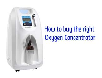 How to buy the right oxygen concentrator in India: 5 tips