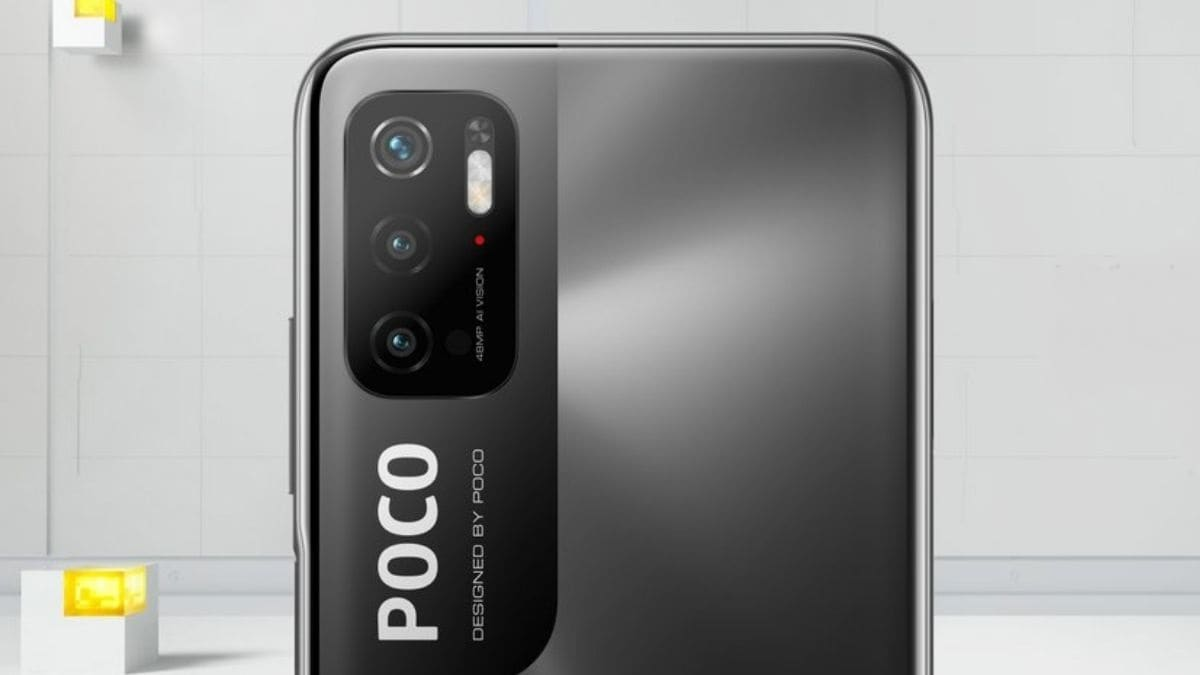 Poco M3 Pro 5G design officially confirmed ahead of May 19 launch