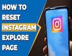 How to Reset your Instagram Explore Page
