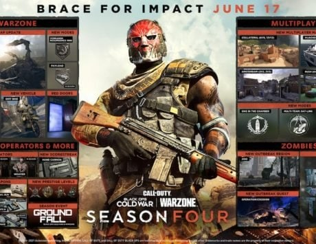 Call of Duty: Warzone, Black Ops Cold War Season 4: Release date, new map, guns and more