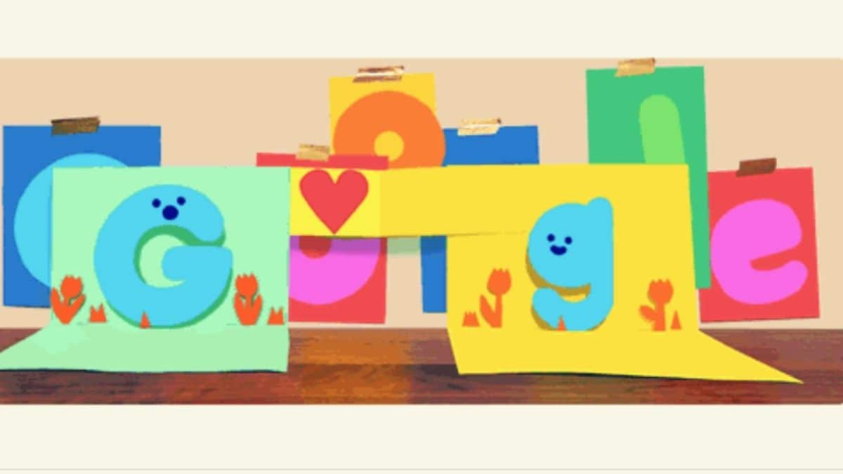 Happy Father's Day 2021: Google Doodle wishes dads with cute pop-up greeting card
