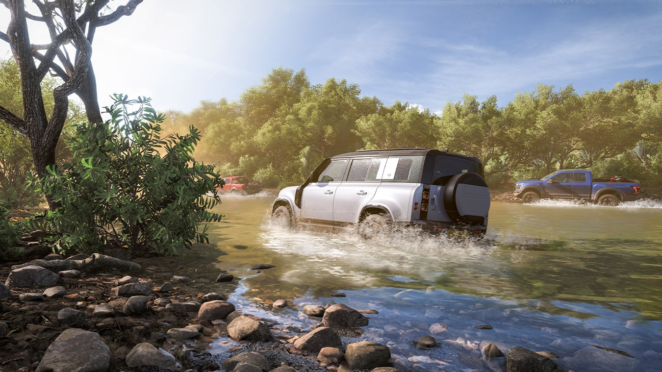 Forza Horizon5 Easter Eggs, small details that you may have missed in the launch trailer