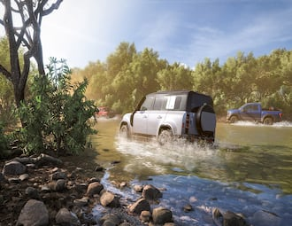 Forza Horizon  5 Easter Eggs that you may have missed in launch trailer