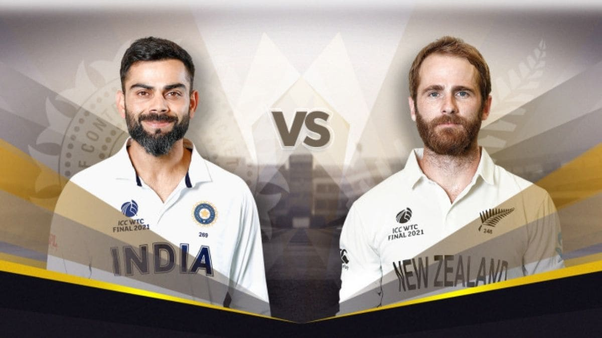 India (IND) vs New Zealand (NZ) WTC final test match live streaming: When  and Where to watch live World Test Championship match