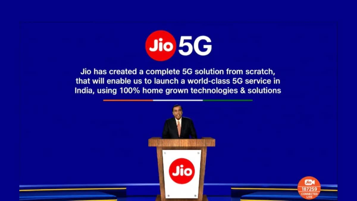 Jio 5G launch LIVE Updates: JioPhone Next launched