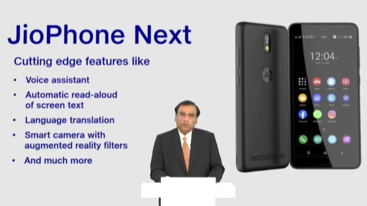 JioPhone 5G launch could happen, but not before mid-2022