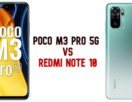 Poco M3 Pro 5G vs Redmi Note 10: Which one offers better value under Rs 15,000?
