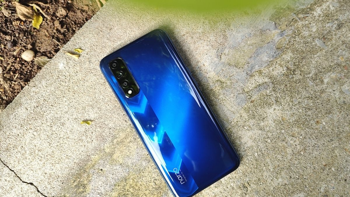 Realme Narzo 30 4G first impressions: A glossy Redmi Note 10 contender?