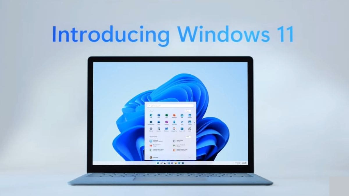 Microsoft Windows 11 unveiled and it looks much more improved