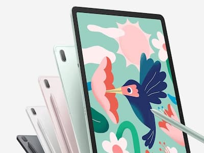 Samsung Galaxy Tab A7 Lite, Tab S7 FE launched in India: Price, features and more