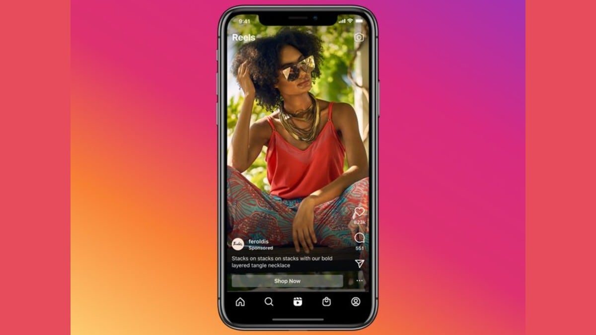 Instagram Reels will now show ads
