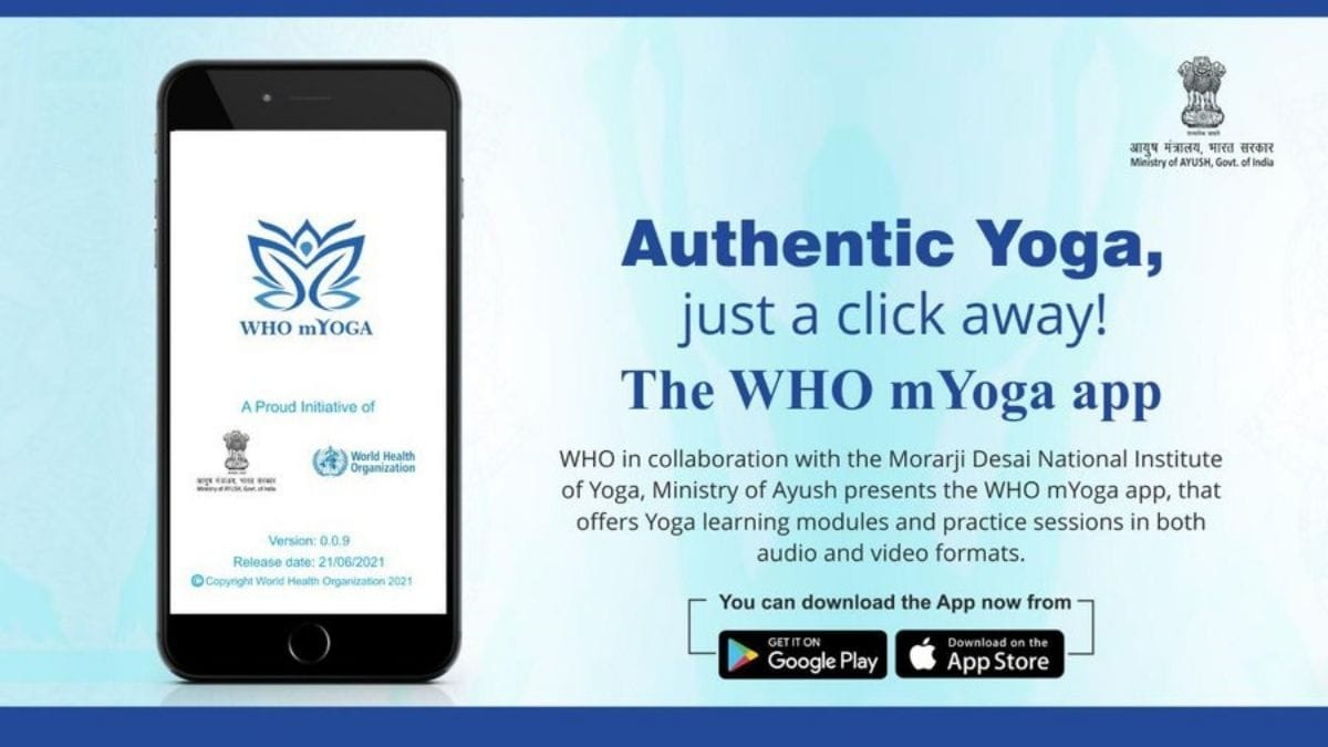 International Yoga Day 2021: mYoga app announced by PM Modi, everything you need to know