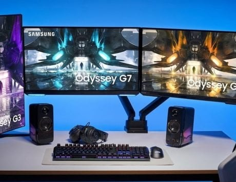 Samsung Odyssey G3, Odyssey G5, Odyssey G7 gaming monitors launched