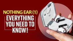 Everything you need to know about Nothing ear(1)