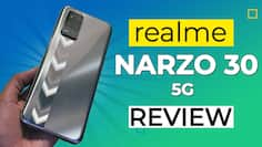 Realme Narzo 30 5G Review: Future-ready but does the future need it?