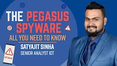 Pegasus Spyware: All you need to know
