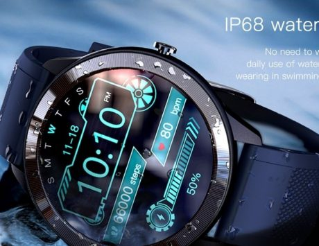 Maxima Max Pro X4 smartwatch with SpO2 sensor, 10 functional sport modes launched